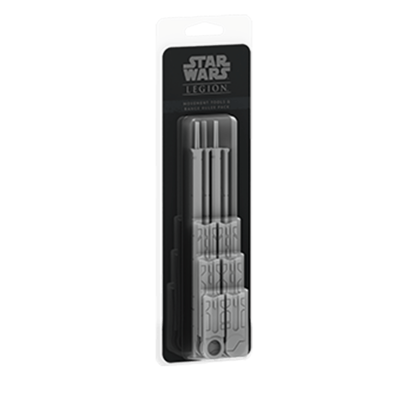 Star Wars: Legion – Movement Tools & Range Ruler Pack