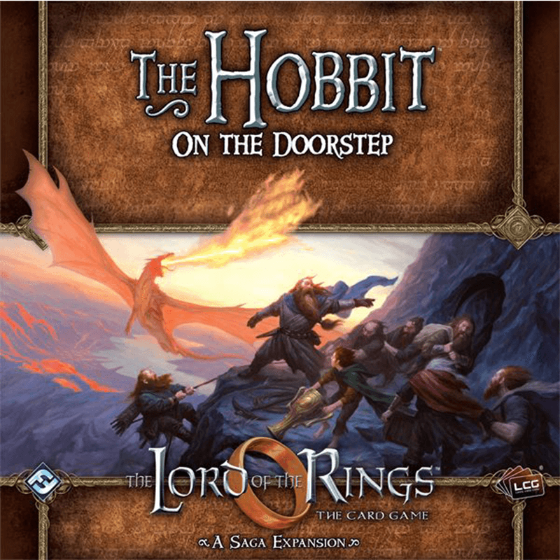 The Lord of the Rings: The Card Game – The Hobbit: On the Doorstep
