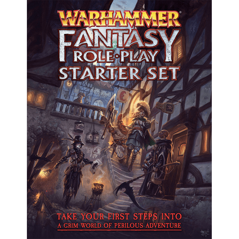 Warhammer Fantasy Roleplay (4th Edition): Starter Set