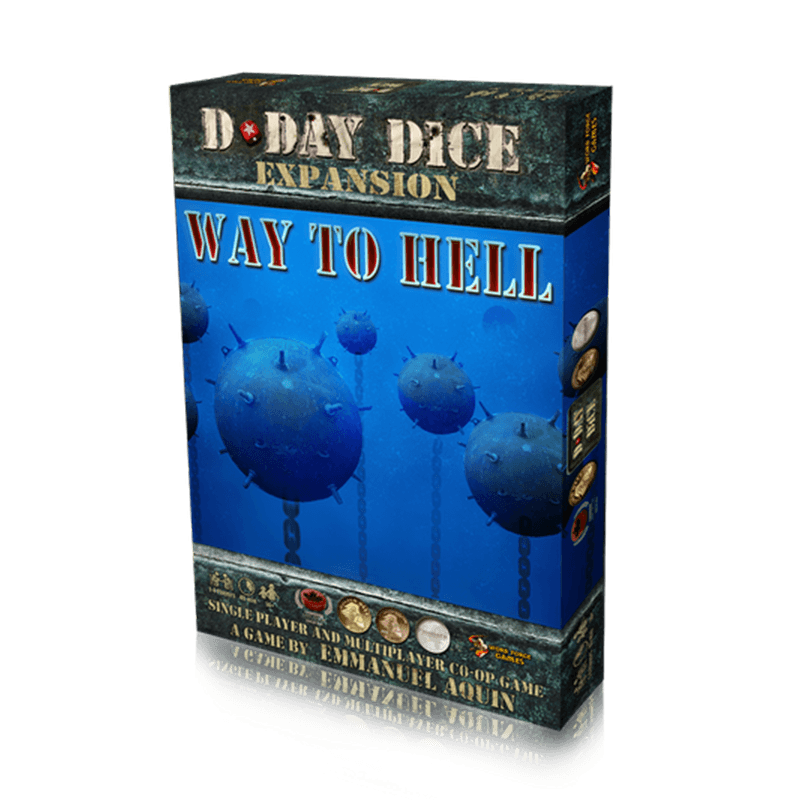 D-Day Dice (Second edition): Way to Hell