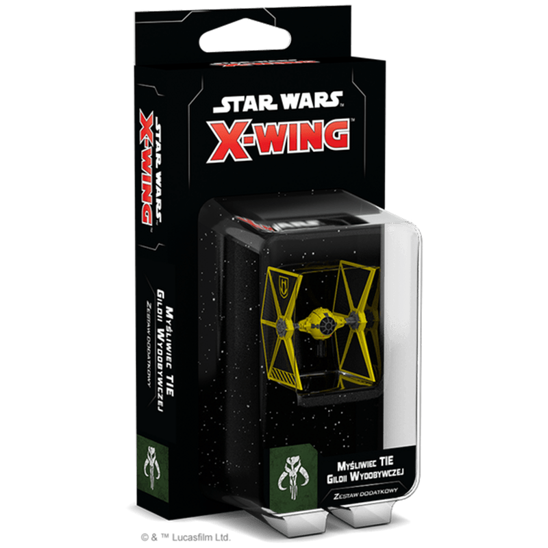 Star Wars: X-Wing (Second Edition) – Mining Guild Tie Expansion Pack