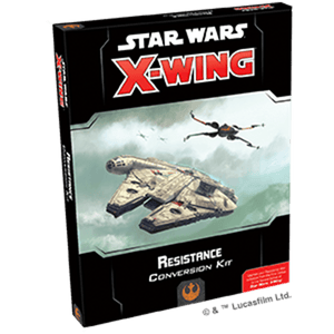 Star Wars: X-Wing (Second Edition) - Resistance Conversion Kit