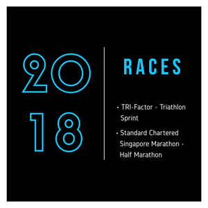 Races for 2018