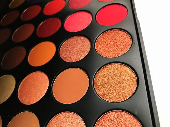 The Maya Palette V Lace Cosmetics