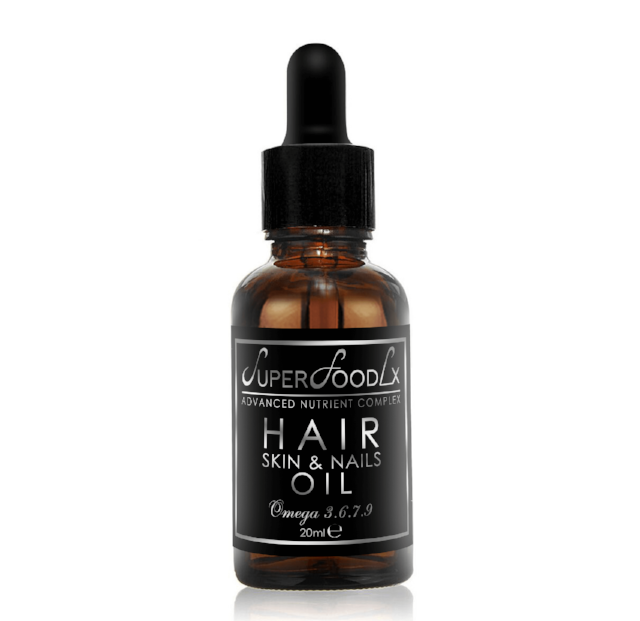 SuperFood LX Hair Skin & Nail Oil