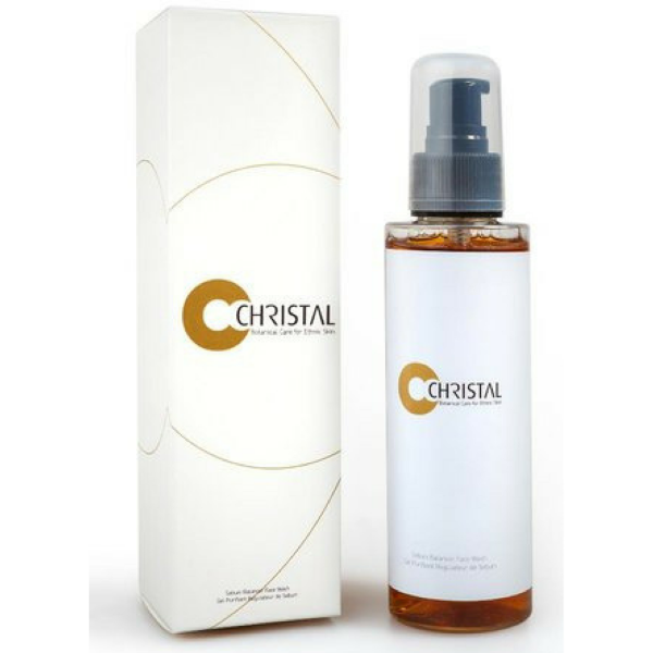 Christal Cosmetics Sebum Balancer Facial Wash