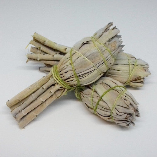 Aura Kits Power Of Three White Sage Smudge Sticks