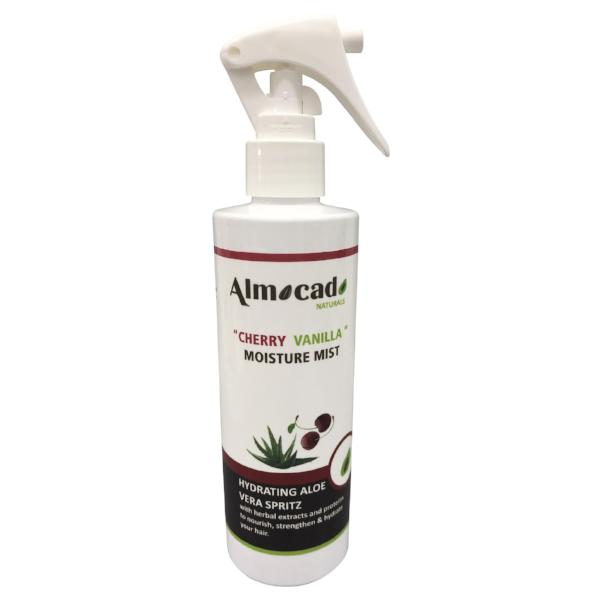 Almocado Cherry Vanilla Moisture Mist 250ml 8oz