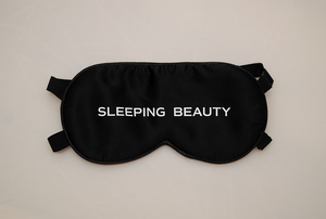 """Sleeping Beauty"" Sleeping Mask"