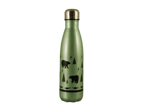 Insulated Water Bottle - Bear