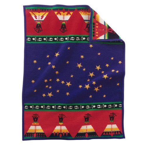 Pendleton Kids Blanket - Chief's Road