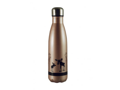 Insulated Water Bottle - Moose