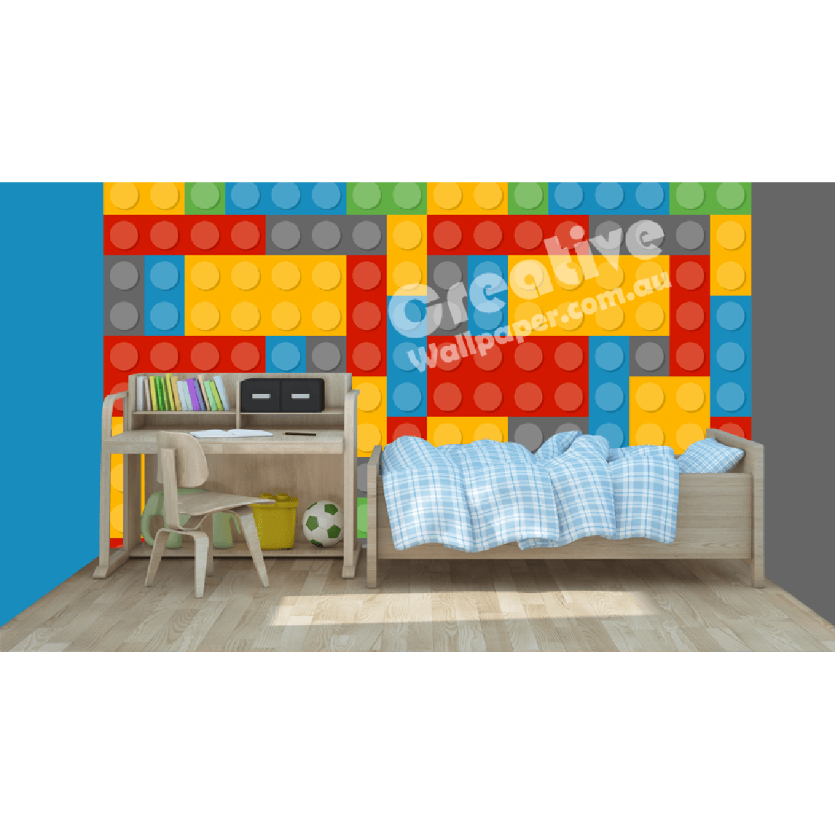 Boys wall murals premium creative wallpaper for Boys wall mural