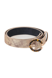 Leather Belt - Tom & Eva