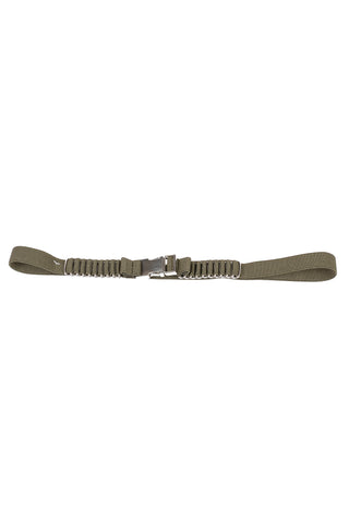 Elastic Belt With Metal Clasp - Tom & Eva