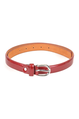 Patent Leather Belt - Tom & Eva