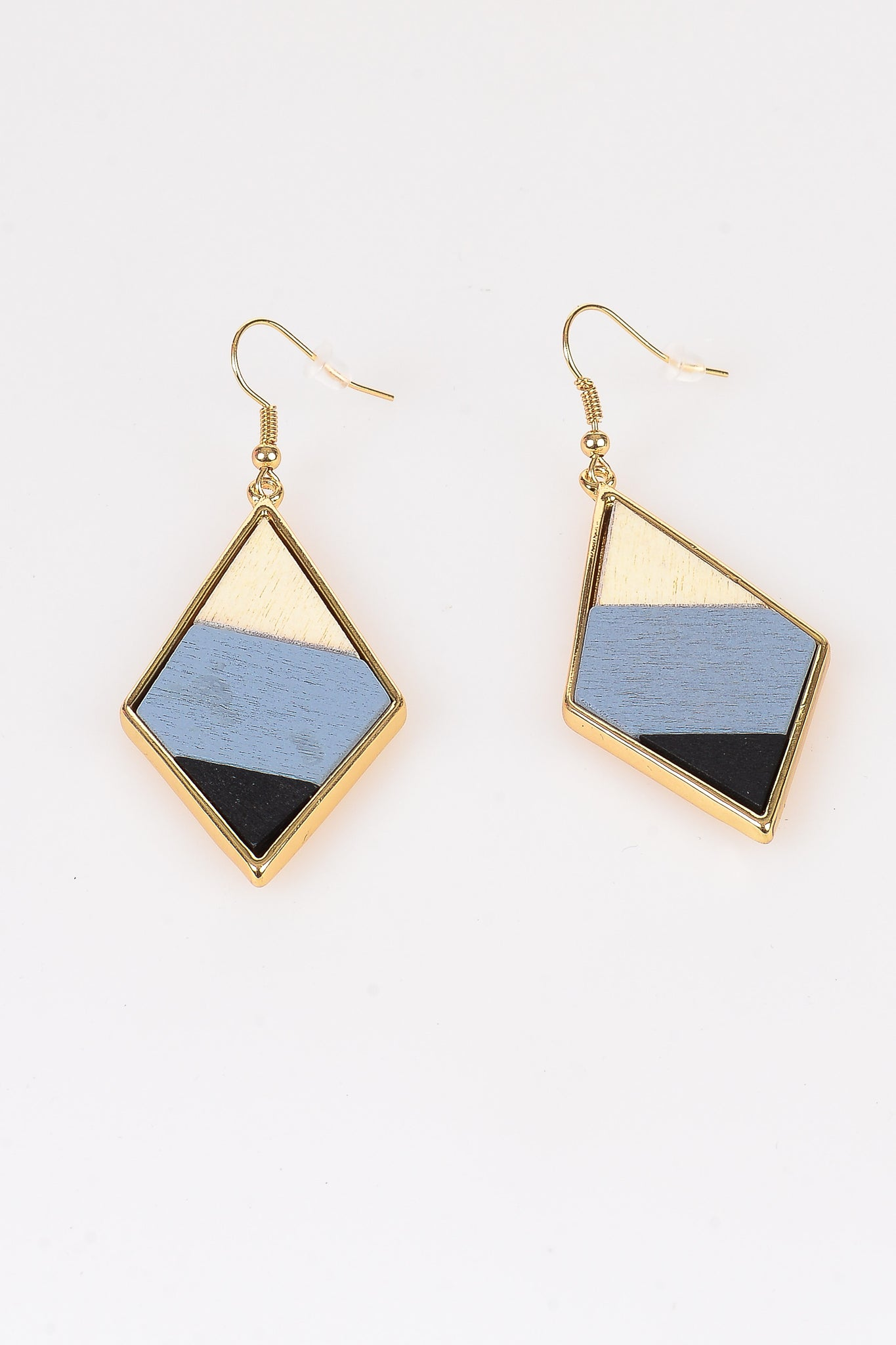 Geo Pieces Earrings - Tom & Eva
