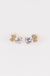 Bow Studs - Tom & Eva