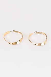 Bent Hoops - Tom & Eva