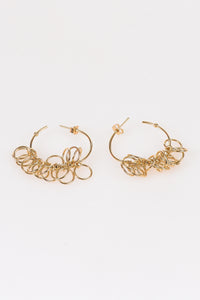 Multi Hoop Earrings - Tom & Eva