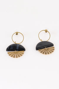 Abstract Earrings - Tom & Eva