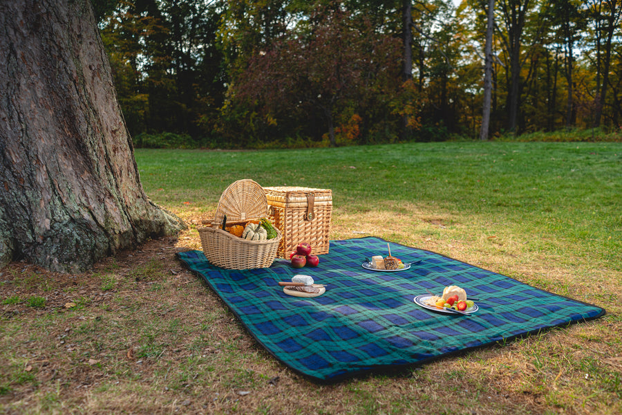 The Kilt Beantown Blanket