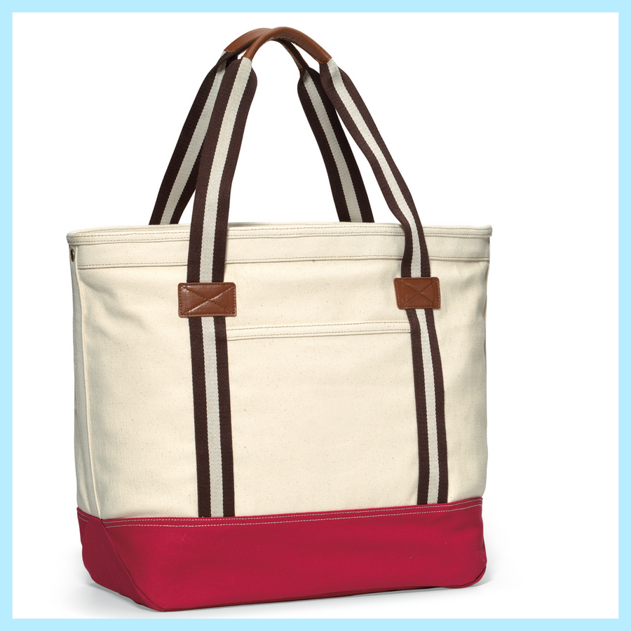 Over-sized Cotton Tote