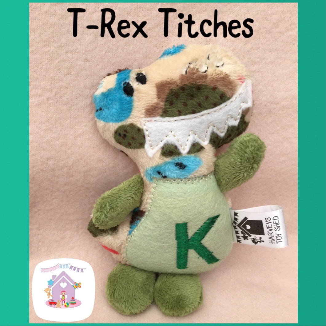 T-Rex Titches - HarveysToyShed