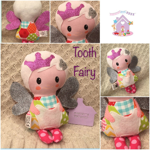 Personalised Tooth Fairy - HarveysToyShed