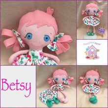 Buttons Doll - HarveysToyShed