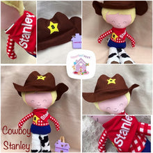 Cowboy or Cowgirl - HarveysToyShed