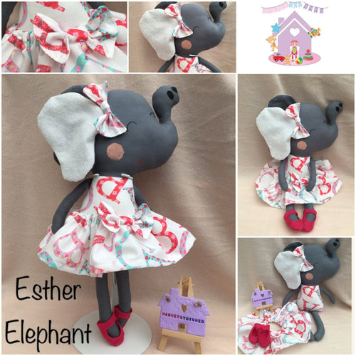 Enchanting Elephant - HarveysToyShed