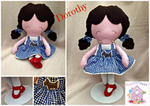 Dorothy Doll - HarveysToyShed