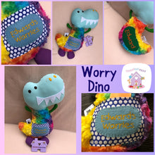 Big Happy T-Rex Dino Soft Toy - HarveysToyShed
