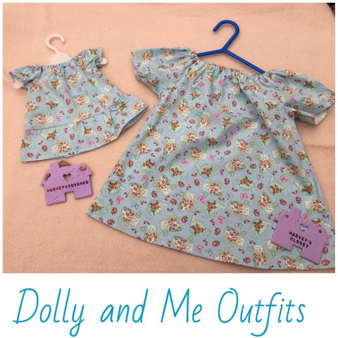 Dolly & Me Outfits - HarveysToyShed