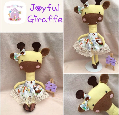 Joyful Giraffe - HarveysToyShed
