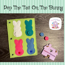 Easter Fun Quiet Book and Pages