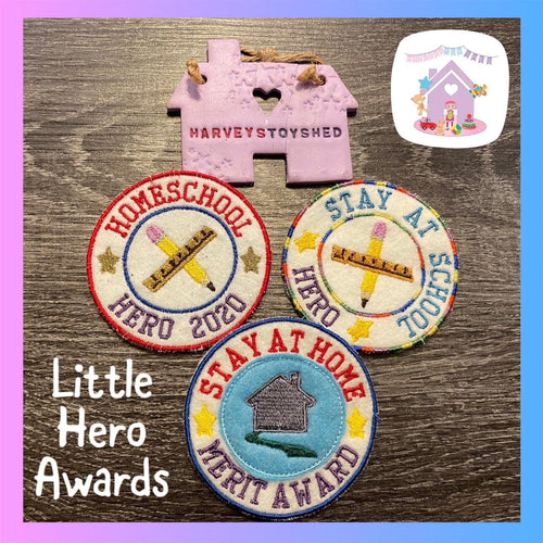 Little Hero Patch