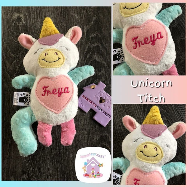 Unicorn Titches - HarveysToyShed
