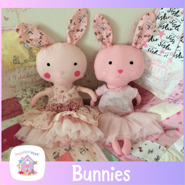 Bouncy Bunnies - HarveysToyShed