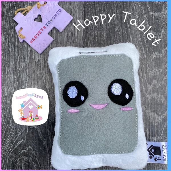 Happy Phone or Tablet Softies