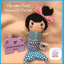Mermaid Titches - HarveysToyShed