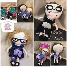 Maxi Custom Doll - HarveysToyShed
