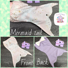 Dolls mermaid Tail outfit -Harveys Toy Shed