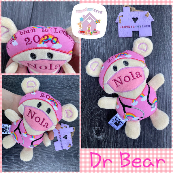 Dr Bear Softie