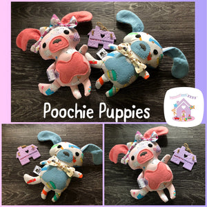 Poochie Puppies - HarveysToyShed