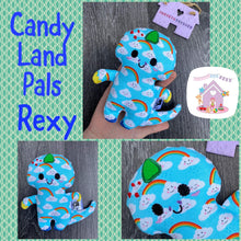 Rexy the Candy Land Dino