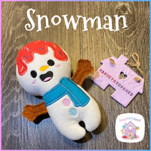 Candy Land Pal Snowman