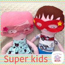 Super Kid Dolls