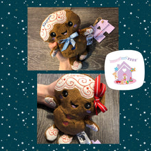 Jolly Gingerbreads Softies